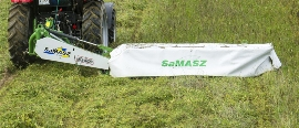 SaMASZ Disc Mowers