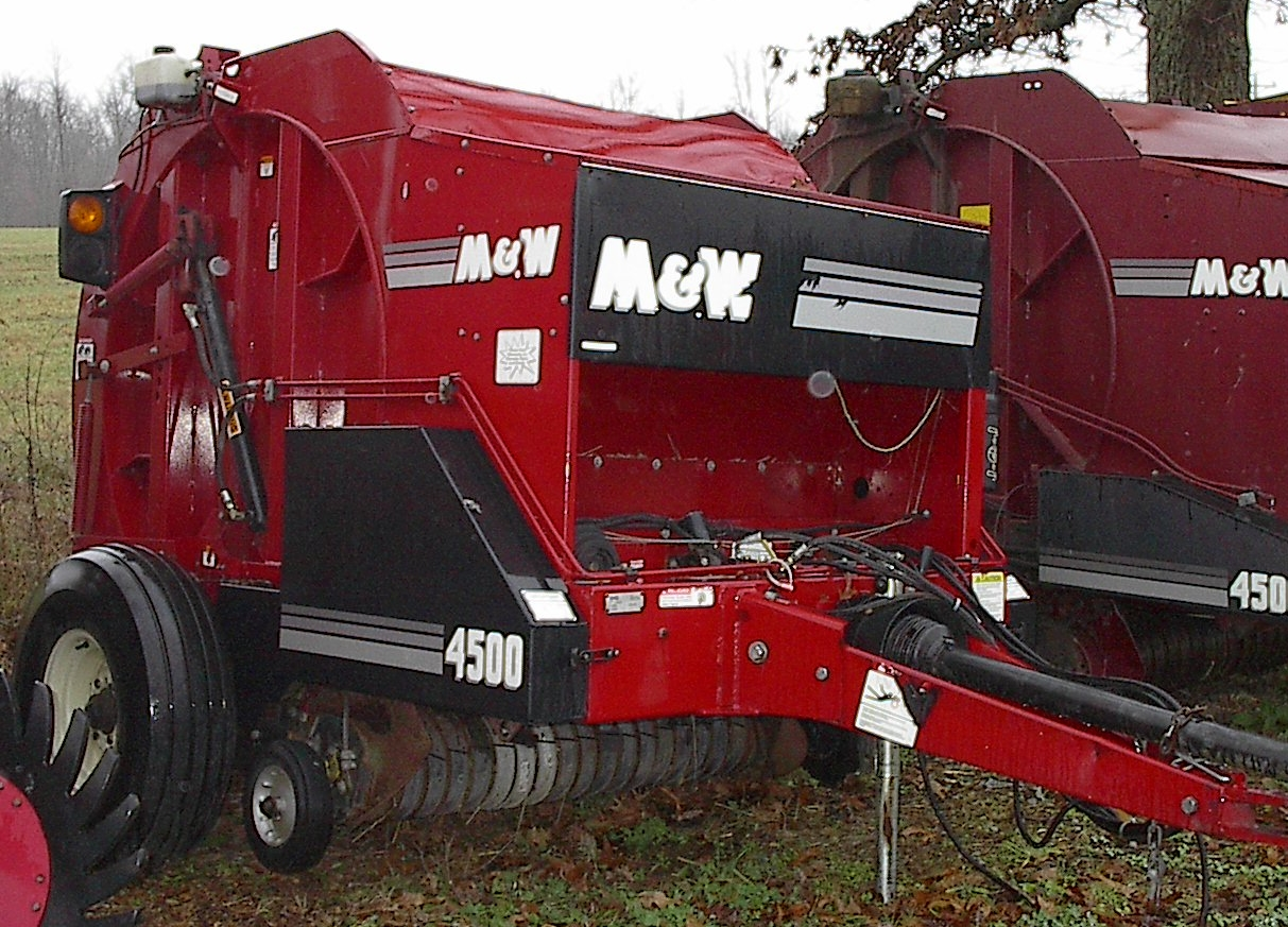 Used Hay Equipment Round Hay Balers Disc Mowers And More